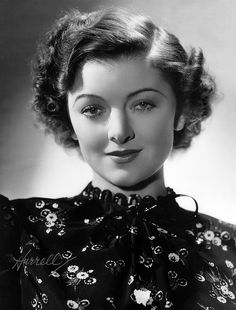 myrna loy - so pretty!