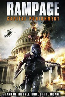 Black Friday 2014 Rampage: Capital Punishment [Blu-ray/DVD Combo] from Cyber Monday Movies 2014, All Movies, Movies To Watch, Movies Online, I Movie, Action Film, Action Movies, Crime, Poster