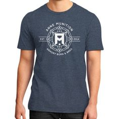 Compass Rose District T-Shirt (on man)