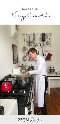 Kochen in Kapstadt u