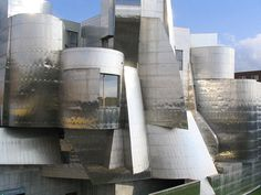 Frederick R. Weisman Museum, University of Minnesota by Frank Gehry
