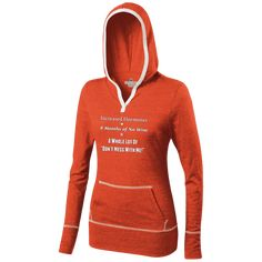 Pregnancy Don't Mess With Me Junior Lightweight T-Shirt Hoodie