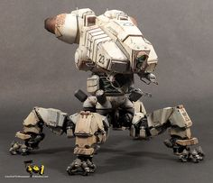 Completed » Rook and Walrus by Industria Mechanika   FichtenFoo