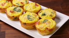 Cauliflower Breakfast Muffins  - Delish.com
