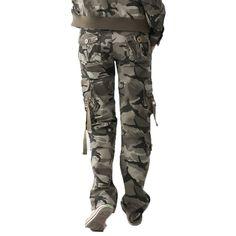 2015 zomer vrouwen militaire uniformen camouflage baggy multi pockets cargo broek overalls plus size losse broek voor vrouwen in    Grootte( cm)taillefront stijgenterug stijgendijheupenbeen openinglengtes68223254883698m722332569238 van Capri broek& op AliExpress.com | Alibaba Groep