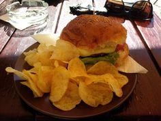 Bacon Cheese Burger Menu @ Restaurant Deja Vu Outspot