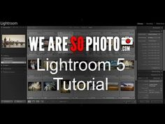 ▶ Lightroom 5 Tutorial - Exporting Photos - YouTube  Detailed and helpful tutorial...worth a watch