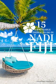 15 Unmissable Things to do in Nadi, Fiji Travel Articles, Travel Tips, Travel Advise, Travel Guides, Fiji Travel, Asia Travel, Nadi Fiji, Stuff To Do, Things To Do