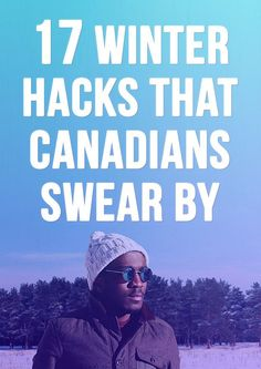 17 Winter Hacks That Canadians Swear By Here are 17 of the most impressive winter hacks from your fellow Canadians: Winter Car, Winter Storm, Winter Camping, Family Camping, Survival Supplies, Survival Prepping, Survival Skills, Emergency Planning, Emergency Preparation