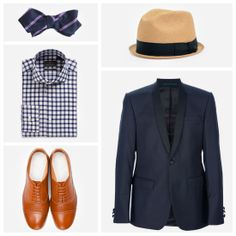 Best-Dressed Wedding Guest — the Menswear Edition