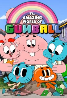 The Amazing World of Gumball (2011)
