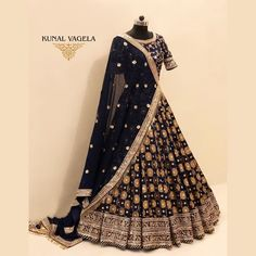 Black gold heavy embroidered Kunal Vagela bridal lehenga - Black gold heavy embroidered Kunal Vagela bridal lehenga Source by - Indian Bridal Outfits, Indian Bridal Lehenga, Indian Designer Outfits, Designer Dresses, Party Wear Lehenga, Party Wear Dresses, Bridal Lehenga Collection, Choli Dress, Indian Gowns Dresses