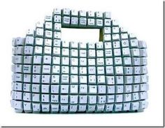 Keyboard Purse #coolstuff #writing #reading *