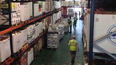 Vino y girasoles...: Los bancos de alimentos no deberían existir, no lo...