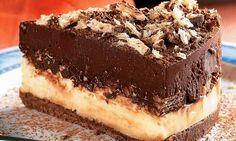 Torta gelada de Bis®                                                                                                                                                                                 Mais