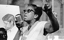 Ella Baker - Civil rights and human rights activist.