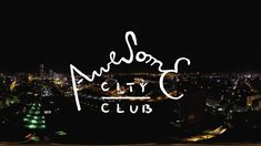 Awesome City Club – Lullaby for TOKYO CITY