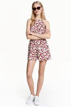 #HM | COMBI-SHORT | #mode #femme #fashion #shopping #lifestylemode