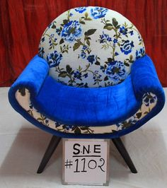 New handmade Ethnic fabric Chair & sofa from Vintage Handicrafts. With a traditionally styled design with Hand Work