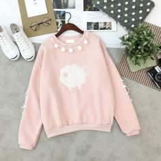 Cute Yeanling Women Sweater  $24.90  10% off discount code sweetbox for new arrivals