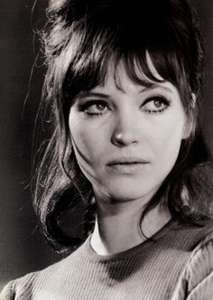 1000+ ideas about Anna Karina on Pinterest | Marianne Faithfull ...