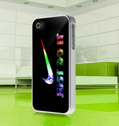 apple iphone case Nike Just Do It iphone 4 4s or 5 by MuliasCraft, $16.00