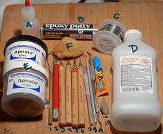 Sculpting tools for Super Sculpey tutorialby sculptor101The following description is really long, you may skip if you are happy with what you have, you are an expert, you don't have time or n...