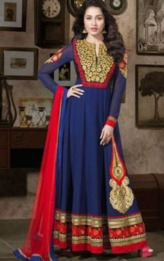 Salwar Kameez Designs,Salwar Suit Designs