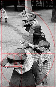 Henri Cartier-Bresson and the golden rectangle in photography.