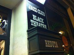 Reduta Jazz Club #Prague #Nightlife #Interrail #Czech