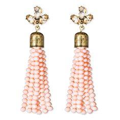 """• 2.5"""" earring"""