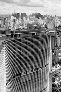 Copan Building by Bob Wolfenson