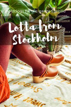 00cadce45b93e3 Lotta from Stockholm - stylische Clogs für die ganze Familie