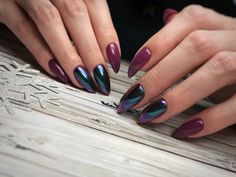 #chrome #pink #purple #nails #nailswag #nailstagram #handpainted  #nailsdone #nails2inspire #nailsoftheday #nailsart #yxenails #yxenailtech #saskatoon  #nailsdesign #yycnails #nailsoftheweek #nailstyle #nailsaddict #yegnails #маникюр