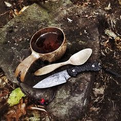 Just morning tea..🖕🏻☕️ . . . . . #bushcraft #tea #arrow #mountains #handmade #nature #knife #archery #fire #traditional #bowdrill #outdoor #moravia #viking #motivation #collection #edc #dream #kuksa #prepper #blade #army #forest #wild #czech #survival #leather #gear #maxpedition #simple