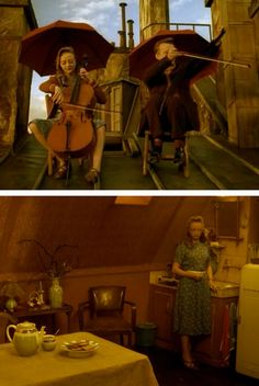 Delicatessen / love this creepy creepy movie. written and directed by Jean-Pierre Jeunet. via Design Sponge #movie