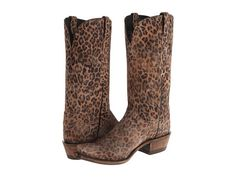 Lucchese N9634.S53 Gold Brown Leopard - Zappos.com Free Shipping BOTH Ways