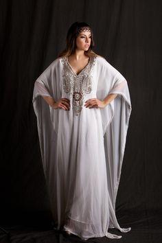 1000 images about abayas on pinterest kaftan caftans for White kaftan wedding dress