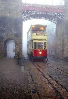 Foggy Tramway, Derbyshire