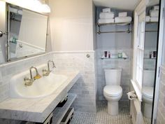 thisoldhouse.com | from Best Bath Before and Afters 2013