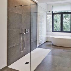 Walk in Dusche & Duschabtrennung aus Glas | GLASPROFI24