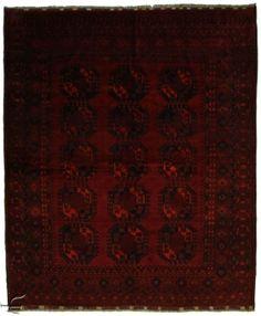 Central Asian Rug - Turkoman Carpet  Width242.00 cm (7,94 Feet) Lenght294.00 cm (9,65 Feet)