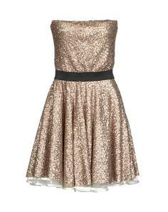 strapless sparkly dress