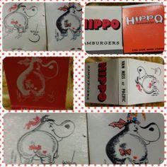 HIPPO restaurant #kookykitsch