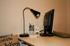 DIY: Cambiamos el color de una lámpara antigua