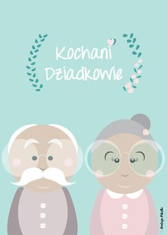 Plakaty i kartki do druku na Dzień Babci i Dziadka :) #plakatydladzieci Diy And Crafts, Crafts For Kids, School Frame, Grandparent Gifts, Grandparents Day, Baby Prints, Cute Illustration, Nursery Art, Cardmaking