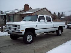 How about some pics of 73-91 crew cabs - Page 38 - The 1947 - Present Chevrolet & GMC Truck Message Board Network