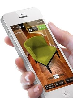 Furnish: a new app that lets you see furniture in your home before you buy