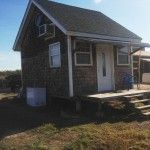 Tiny house up for sale