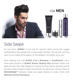 Monat for men